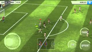 Real Football 2013 Offline Gameplay 2-0 Madrid