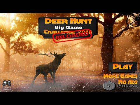 Deer Hunting Game Free Real Animal Hunter Android Gameplay