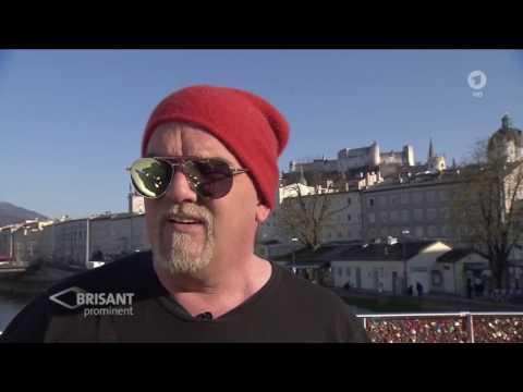 DJ Ötzi mit einer Herzenssache - Interview ARD BRISANT