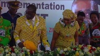 One year since fall of Robert Mugabe in Zimbabwe