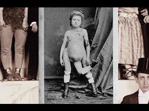 100 GREATEST FREAKS Archive Collection - MUST SEE! from YouTube · Duration:  7 minutes 1 seconds