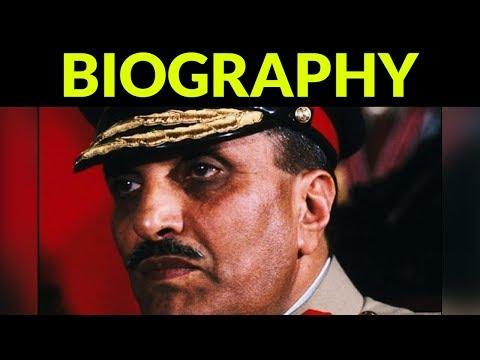 Zia ul Haq Biography - Pakistan's Greatest Hero and Villain