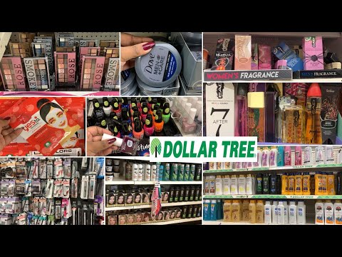 Dollar Tree Beauty Products Makeup & More at $1 Shop With Me 2019