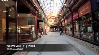 Newcastle city tour 2013 HD