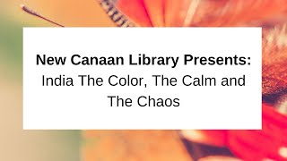India The Color, The Calm and The Chaos March 29, 2018