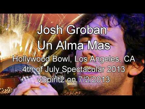 Josh Groban & Arturo Sandoval - Un Alma Mas Live in Concert
