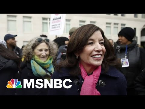 Who Is Kathy Hochul? Democrat To Become New York's First Female Governor
