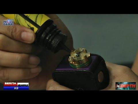 Indepth: Pemerintah Tarik Cukai Rokok Elektrik 57 Persen, Tapi Belum Ngefek Mp3