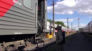 Отправка новобранцев из Татарстана для службы в частях ЦВО