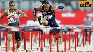 110m Hurdles at Athletics World Cup 2018