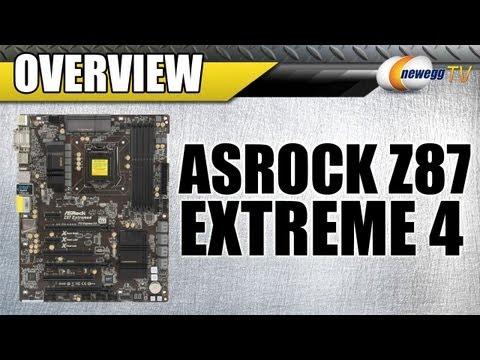 Asrock z87 extreme4 bios download