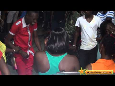 Guyana Buxton Gas Station Lime 2013 pt3
