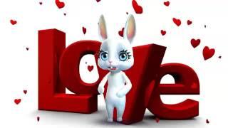 Признание в любви любимому. Видео открытки.