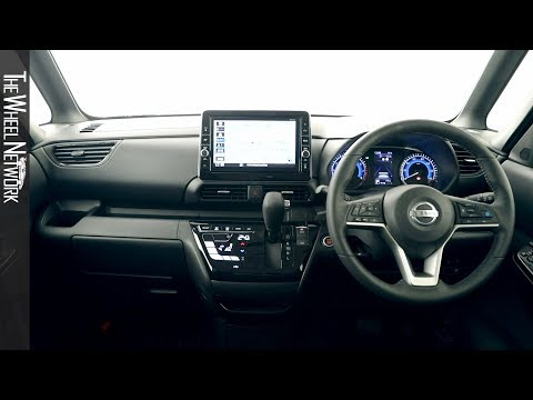 The New Nissan Roox Highway Star Interior