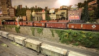 Tunnel Vision: Man Builds Million Dollar Model Railway