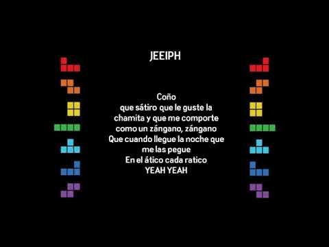 Jeeiph   TETRIX   LETRA