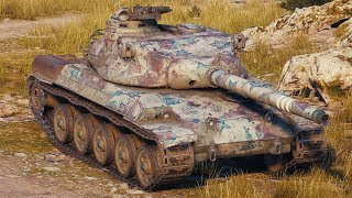 World of Tanks AMX 30 1er prototype - 10 Kills 9K Damage