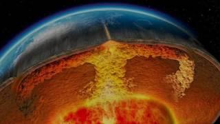 видео Строение Земли изучается сейсмическими волнами