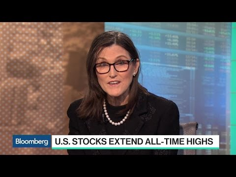 Ark Invest CEO Explains Why She's Excited About Tesla