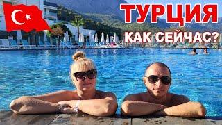 Турция все включено Ужин и вечер в отеле Dosinia Luxury Resort 5 Как мы отдохнули в конце сезона
