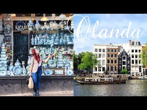 Vlog de calatorie: Amsterdam 2016