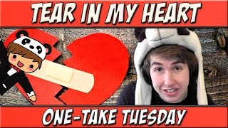 Tear In My Heart | TheOrionSound Cover (Twenty One Pilots)
