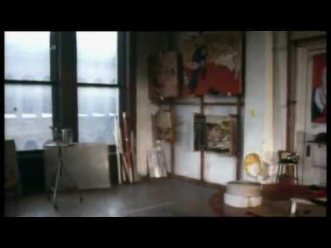 Roy Lichtenstein - Biographie des Pop Art-Künstlers