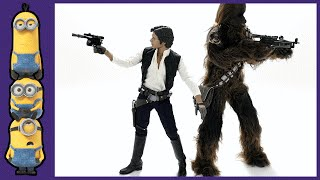 Star Wars Han Solo and Chewbacca / スターウォーズ ハン・ソロ と チューバッカ