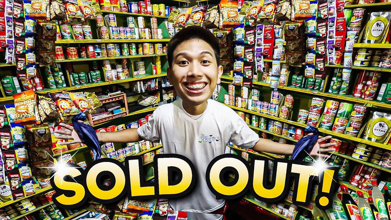 Download Buying Everything sa isang SARI SARI store!