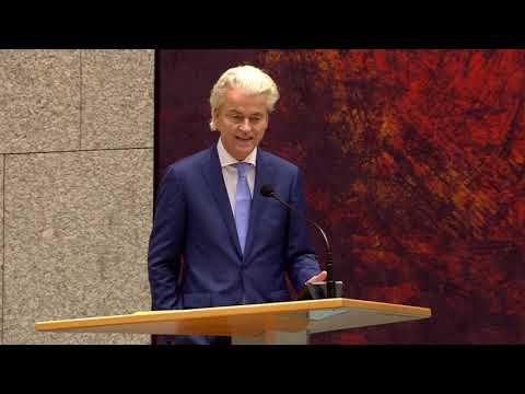 Inbreng Geert Wilders terreurdebat (12-11-2020)