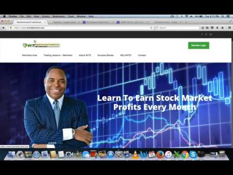 Trading in the Stock Market: Facebook Stock