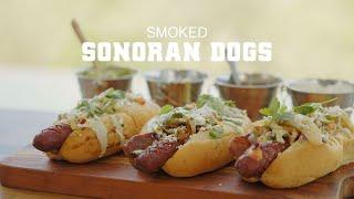 GMG Smoked Southwestern Sonoran Dogs