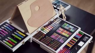 видео Подарочные наборы из дерева Стекло ручной работы