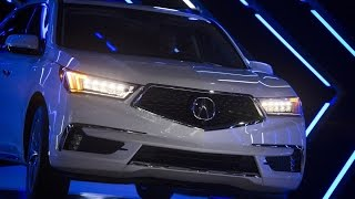 Here's What's New in the 2017 Acura MDX