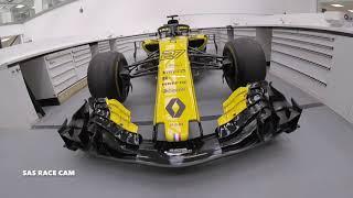 F1 Renault Factory Tour Enstone