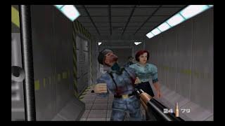 GOLDENEYE (N64) - BUNKER 2 [AGENT]
