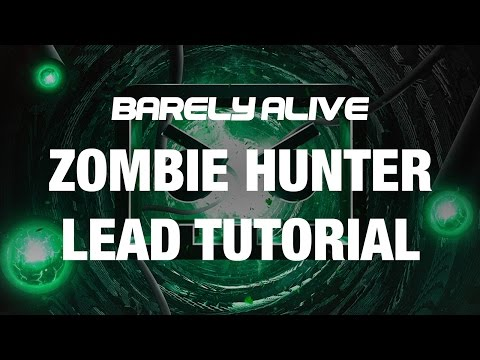 Barely Alive - Zombie Hunter Lead Tutorial