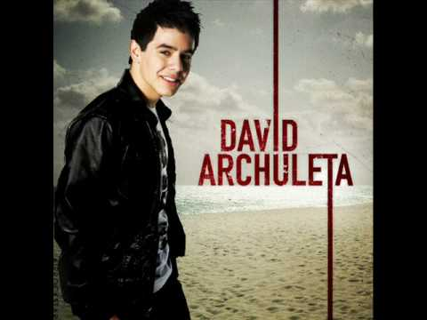 David Archuleta  - Touch My Hand