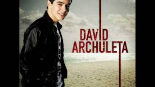 Watch David Archuleta Touch My Hand video