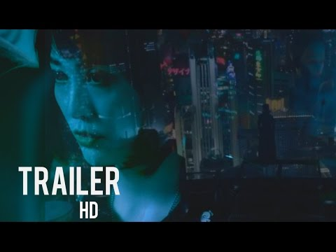 Ghost In The Shell (2017) Rinko Kikuchi Movie