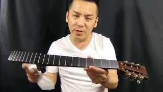 GUITAR TIPS 1- HOW TO CLEAN YOUR FRETBOARD AND POLISH YOUR FRETS?