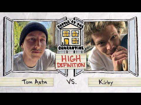 The Best BATQ Game Yet: Tom Asta Vs. Kirby