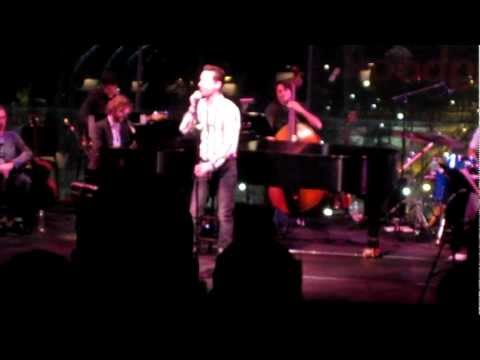 Paul Spicer - '6 Hours' Live @ Lincoln Center, New York 2011