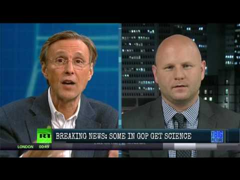 Climate Denier Conspirator Exposed In Unhinged Moment