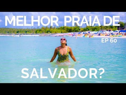 PRAIA DE SÃO TOMÉ EM SALVADOR - COMO CHEGAR 60