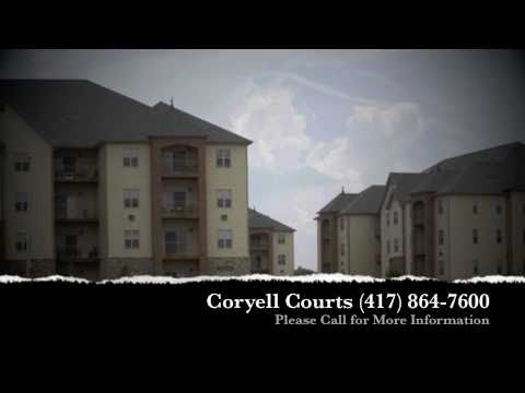 Coryell Courts Luxury Apartments Springfield, Mo