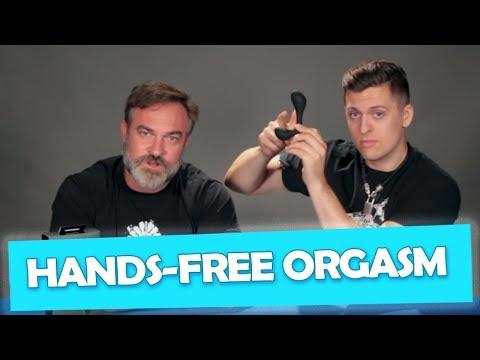 Hands Free Orgasm Fiona