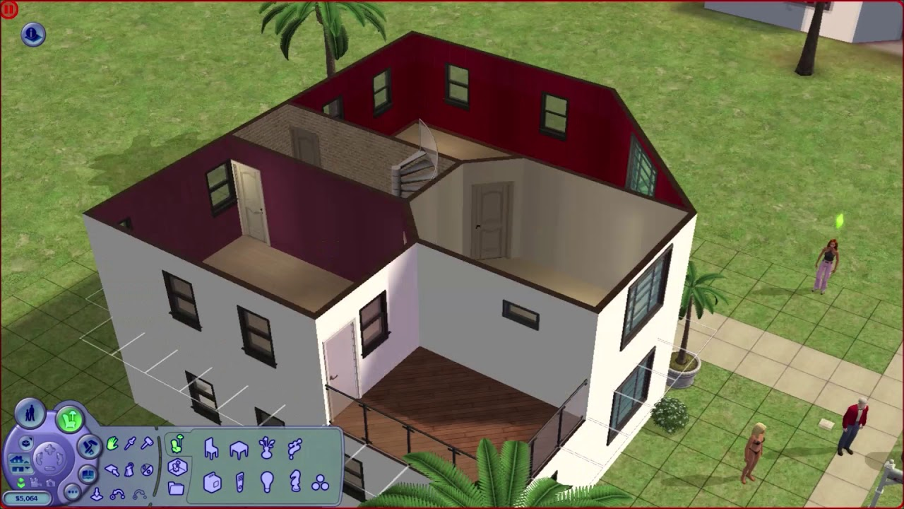 Sims 2 Pleasantview Makeover