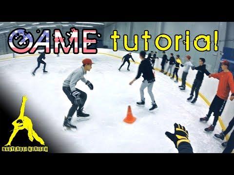 Ice Skating Game: America tutorial