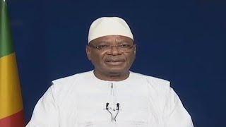 DISCOURS - Mali: Ibrahim Boubacar Keïta, Président Mali